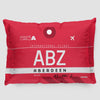 ABZ - Pillow Sham
