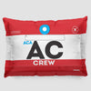 AC - Pillow Sham - Airportag