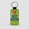 ACC - Leather Keychain