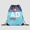 AD - Drawstring Bag
