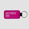 Air Force One - Tag Keychain