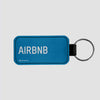 Airbnb - Tag Keychain - Airportag