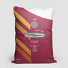 SG Door - Throw Pillow