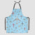 Airplane Above - Kitchen Apron