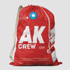 AK - Laundry Bag - Airportag