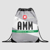 AMM - Drawstring Bag - Airportag