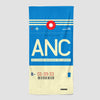 ANC - Beach Towel