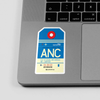 ANC - Sticker