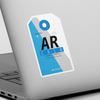 AR - Sticker
