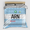 ARN - Duvet Cover - Airportag