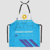 ATH - Kitchen Apron - Airportag