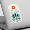 ATL - Sticker - Airportag