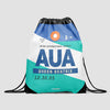 AUA - Drawstring Bag