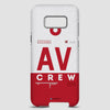AV - Phone Case - Airportag