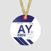 AY - Ornament