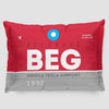 BEG - Pillow Sham