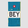 BEY - Beach Towel