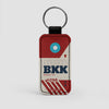 BKK - Leather Keychain