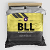BLL - Duvet Cover - Airportag