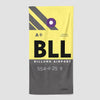 BLL - Beach Towel - Airportag