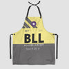 BLL - Kitchen Apron - Airportag