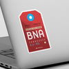 BNA - Sticker