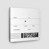 Boarding Pass - Canvas - Airportag
