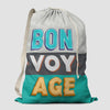 BON VOY AGE - Laundry Bag - Airportag