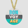 BON VOY AGE - Ornament - Airportag