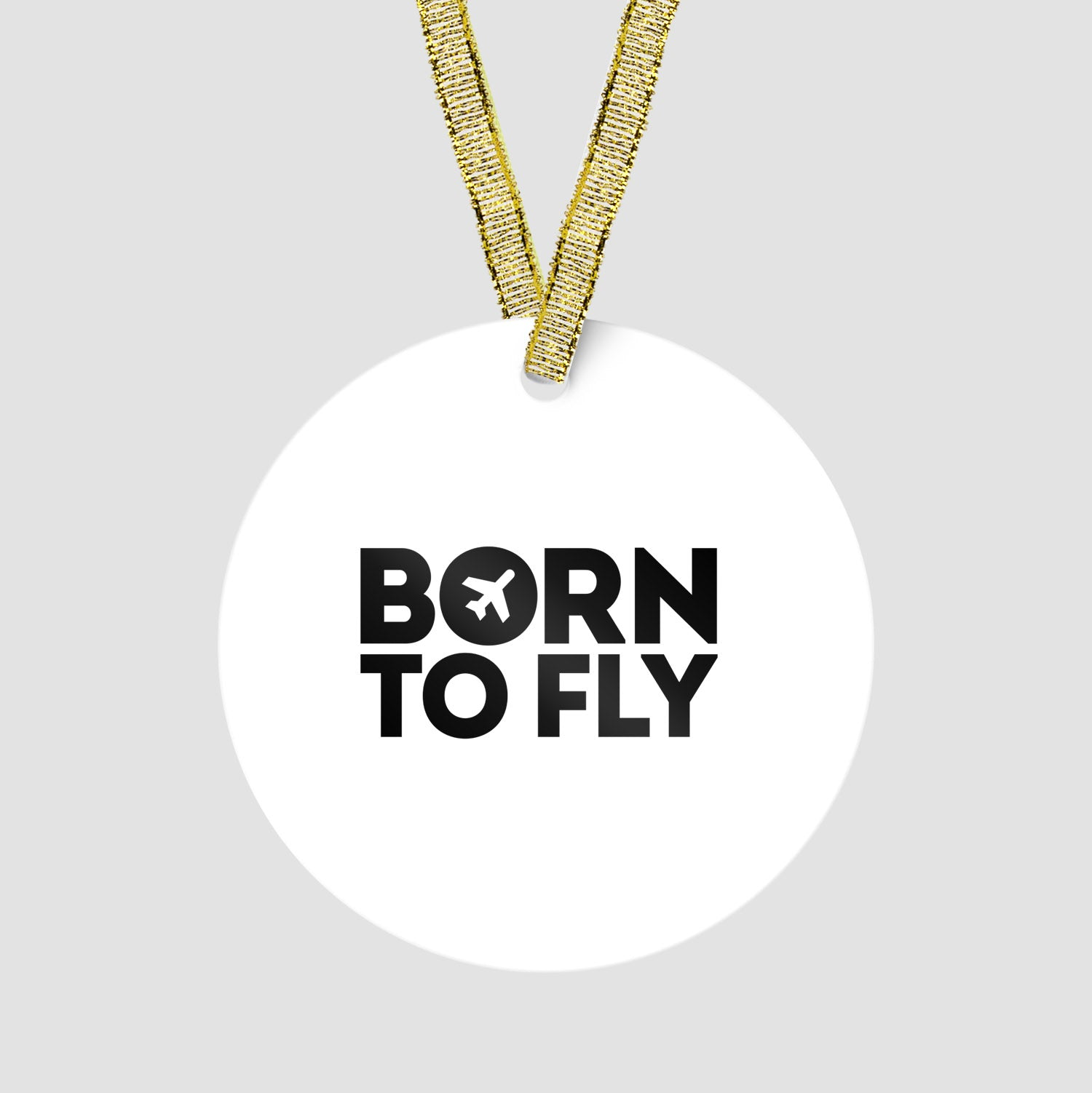 Born To Fly - Ornament - Airportag