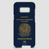 Brazil - Passport Phone Case - Airportag