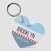 Brooklyn - Keychain