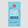 B6 - Beach Towel