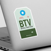 BTV - Sticker