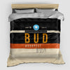 BUD - Duvet Cover - Airportag