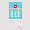 BZE - Beach Towel