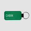 Cabin - Tag Keychain - Airportag