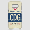 CDG - Phone Case - Airportag
