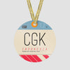 CGK - Ornament - Airportag