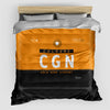CGN - Duvet Cover - Airportag