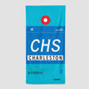 CHS - Beach Towel - Airportag