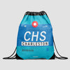 CHS - Drawstring Bag - Airportag