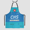 CHS - Kitchen Apron - Airportag