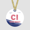 CI - Ornament