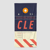 CLE - Beach Towel