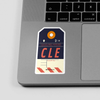 CLE - Sticker