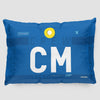CM - Pillow Sham - Airportag