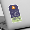 CMH - Sticker - Airportag