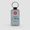 CMN - Leather Keychain