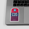COS - Sticker
